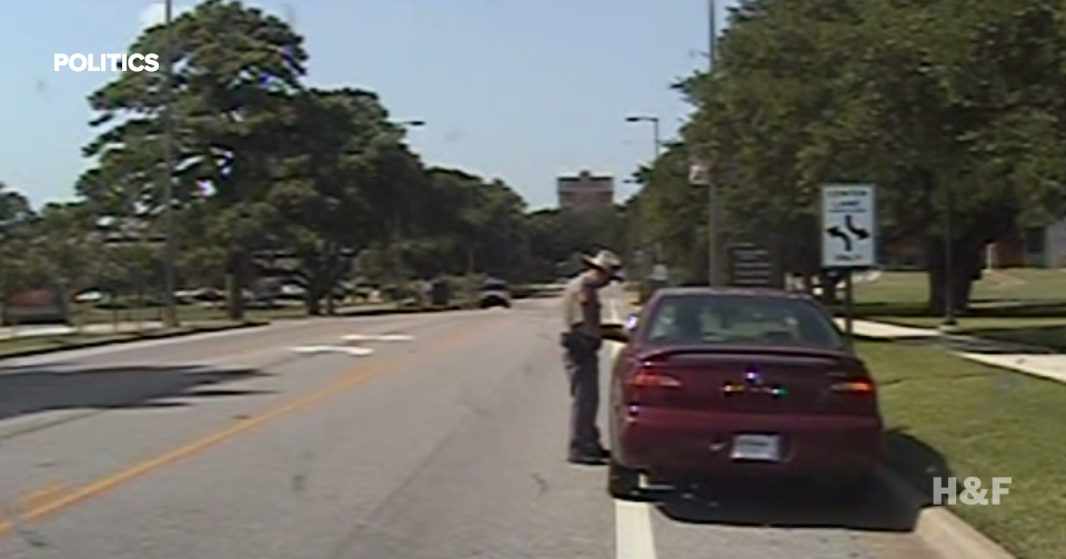 Arrest video for Sandra Bland, a black woman who died in police custody, has severe inconsistencies