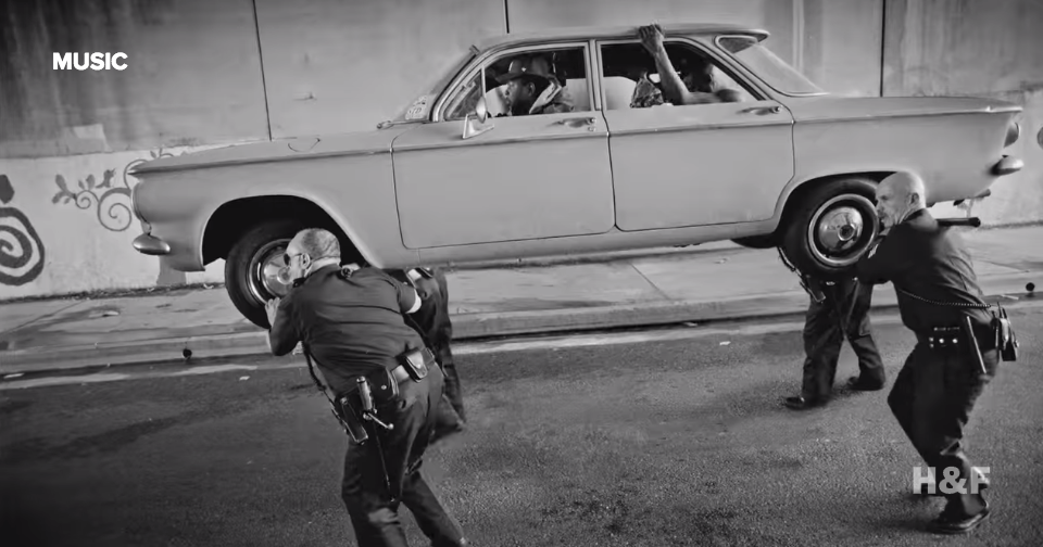 Kendrick Lamar's addresses police brutality in new video 'Alright'