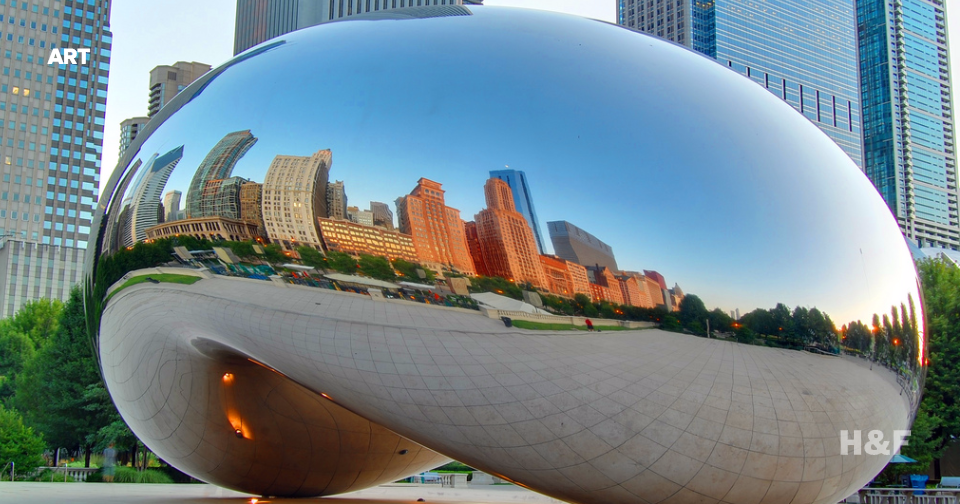 "Anish Kapoor criticizes Chicago mayor for calling China's 'Bean' replica ""flattering"""