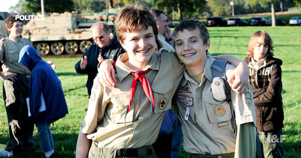 American Boy Scouts to allow gay troupe leaders