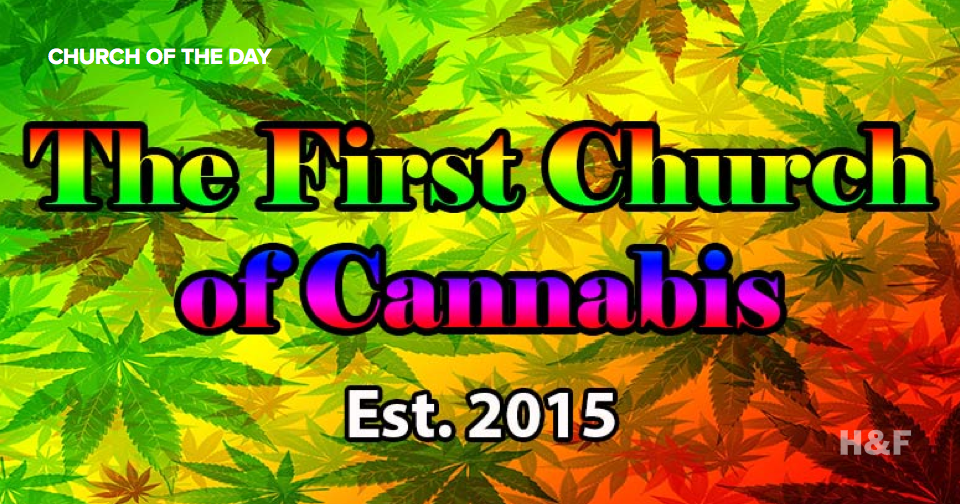 The First Church of Cannabis just got its tax-exempt status
