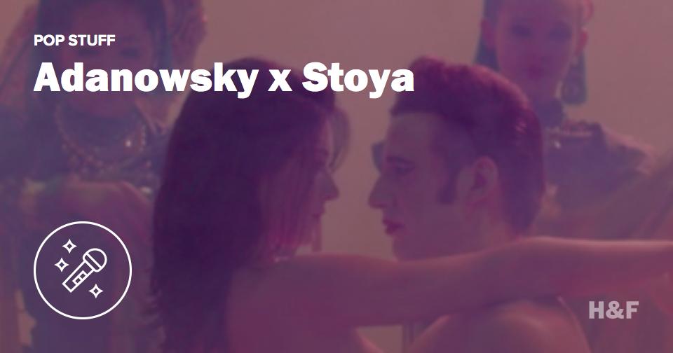 Stoya stars in Adan Jodorowsky's artful music porn