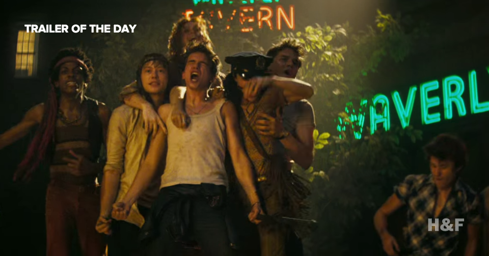 Watch the first trailer for an upcoming movie about the Stonewall Riots