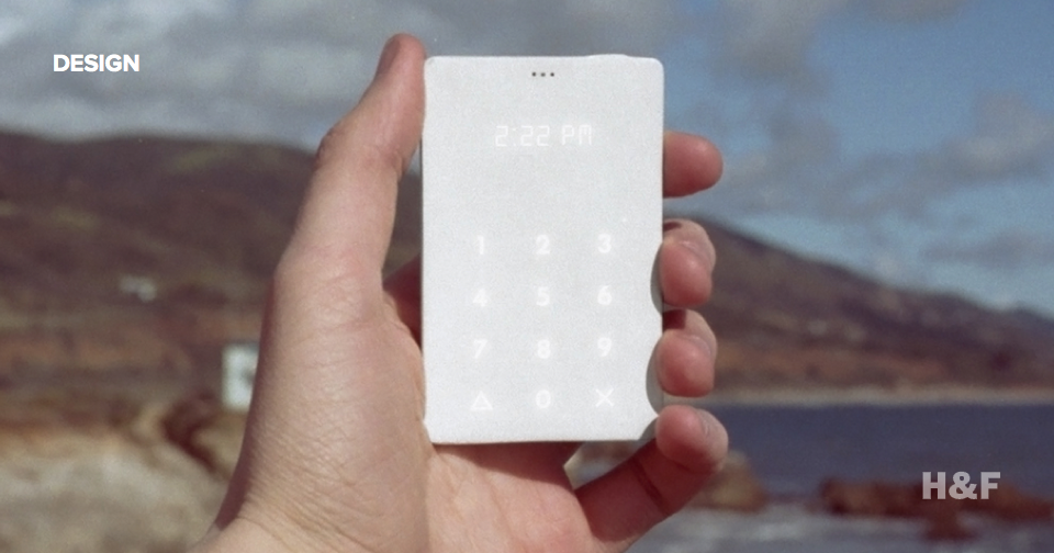 A smart phone without all the smug smart phone stuff
