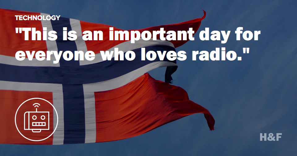 Norway to end FM radio