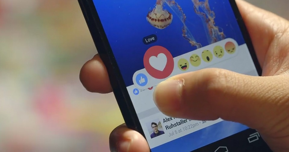 "How will Facebook's ""reactions"" play with our emotions?"