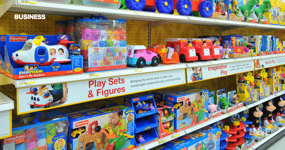 Target will remove gender-specific signs for kids toys
