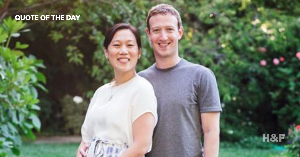 "Mark Zuckerberg on wife's miscarriages: ""It's a lonely experience."""