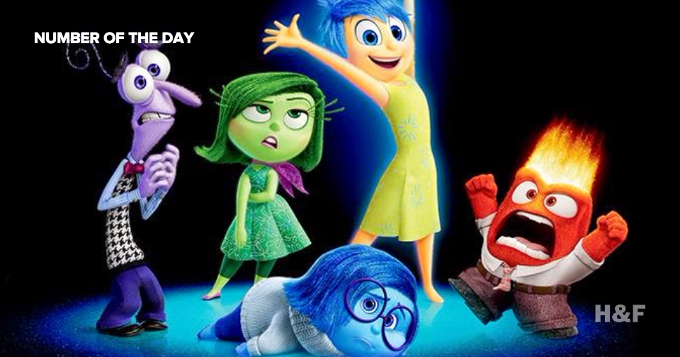 Pixar's Inside Out made $91.1 million over opening weekend