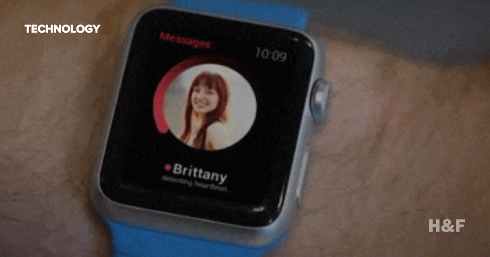 Tinder for Apple watch lets you swipe with your heartbeat