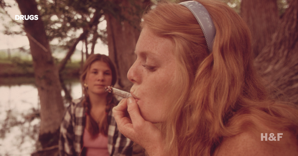 Smoking pot as a teen doesn't cause health problems as an adult, study finds