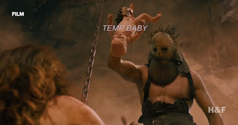 Watch the deleted scenes from 'Mad Max: Fury Road'