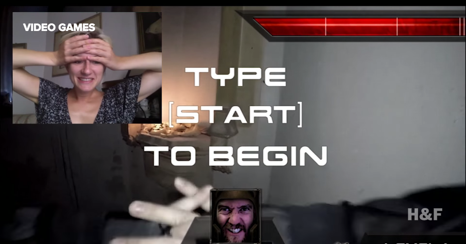 Watch Chatroulette randoms find themselves in a real-life first person shooter
