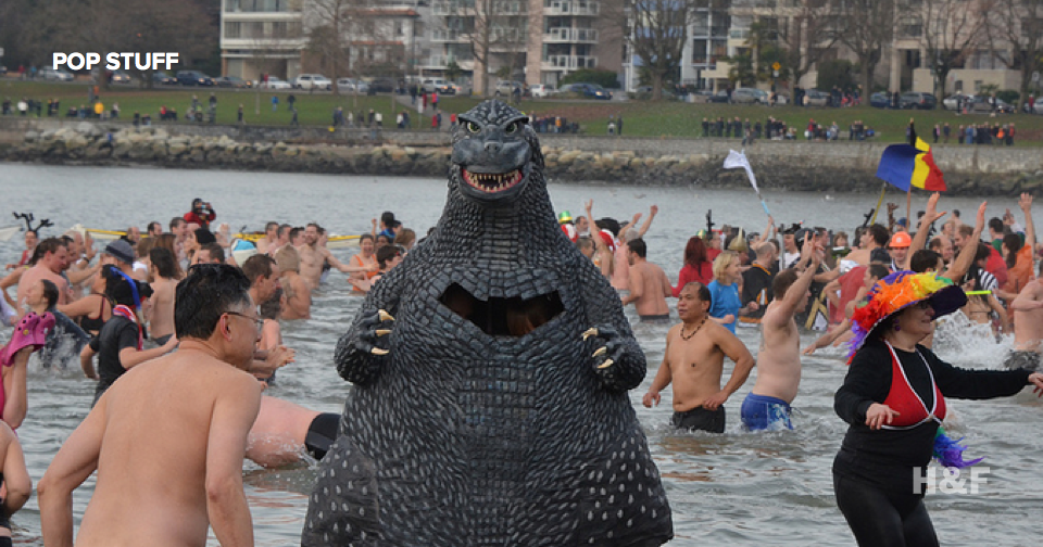 "Godzilla has been granted ""citizenship"" in Japan"