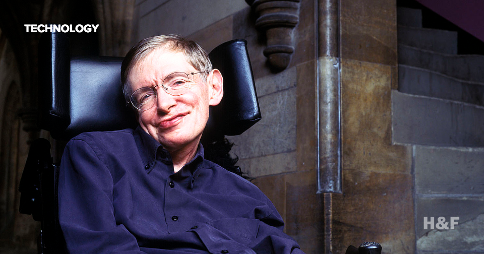 Stephen Hawking is accepting questions for his Reddit AMA