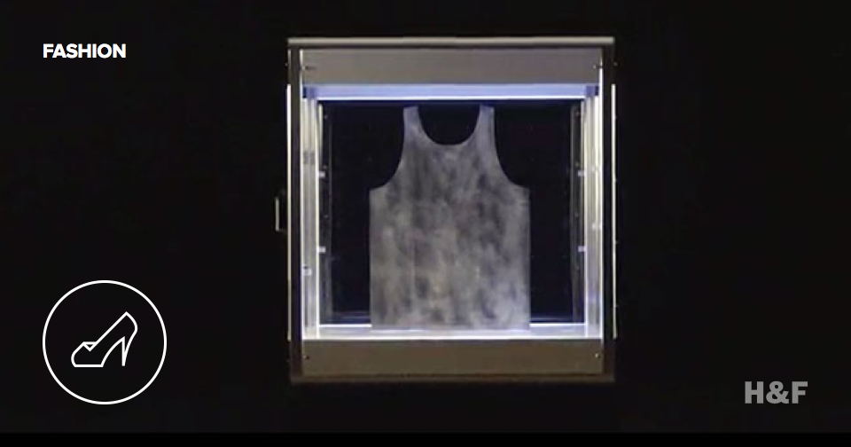 New 3D-printer makes complete, seamless garments