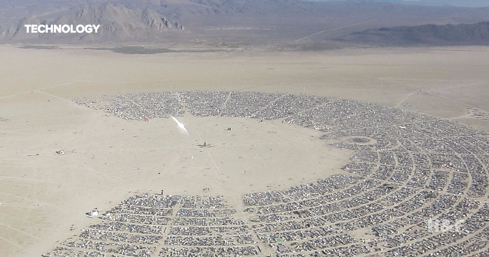 Burning Man will have a virtual reality camp this year