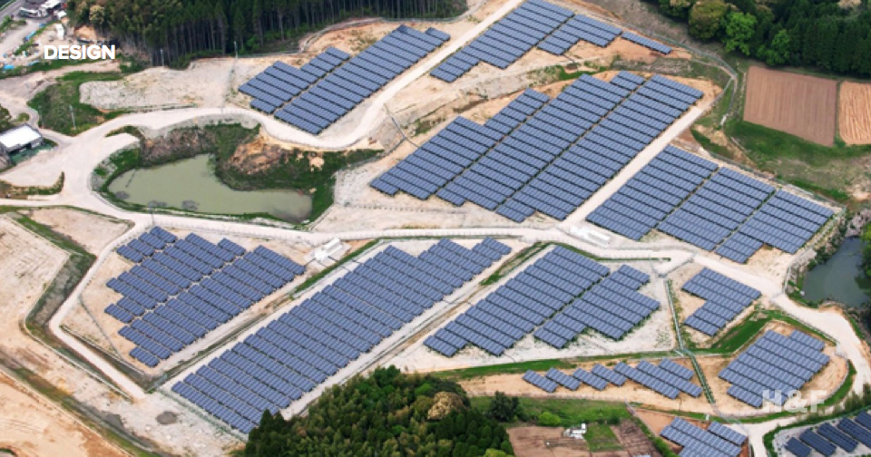 Japan's golf courses are turning into solar plants