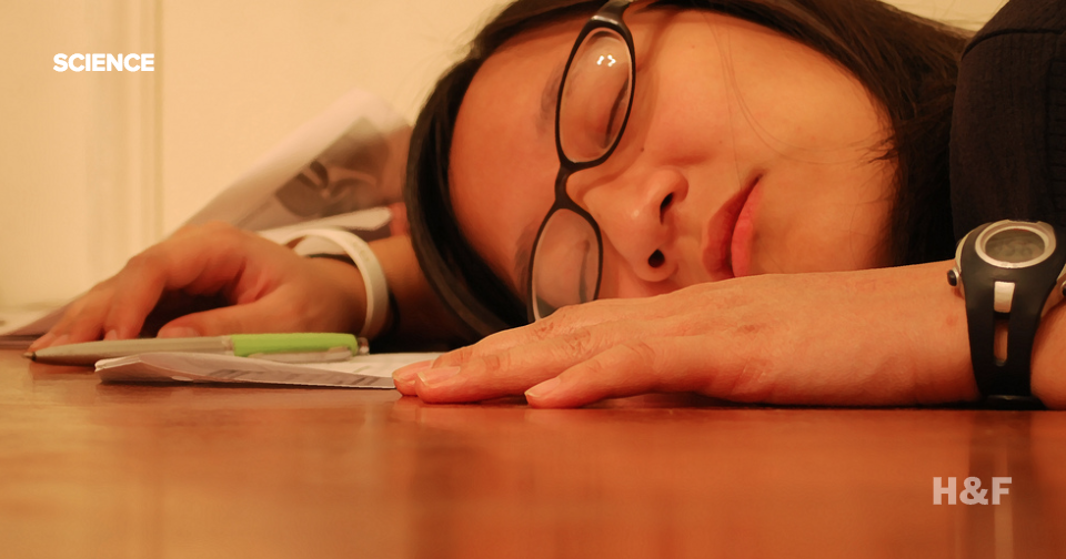 Your sleep deprived brain can't tell the difference between enemies and friends
