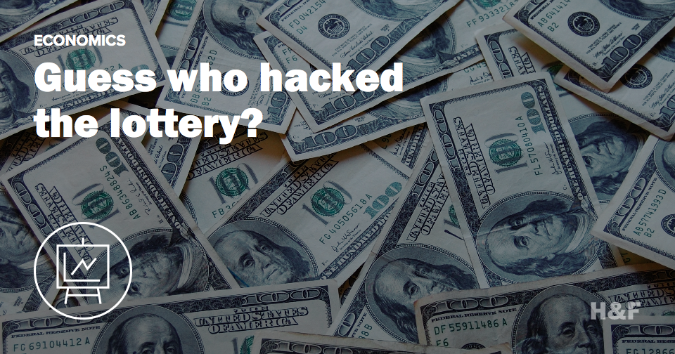 Lottery hacked by the most obvious person