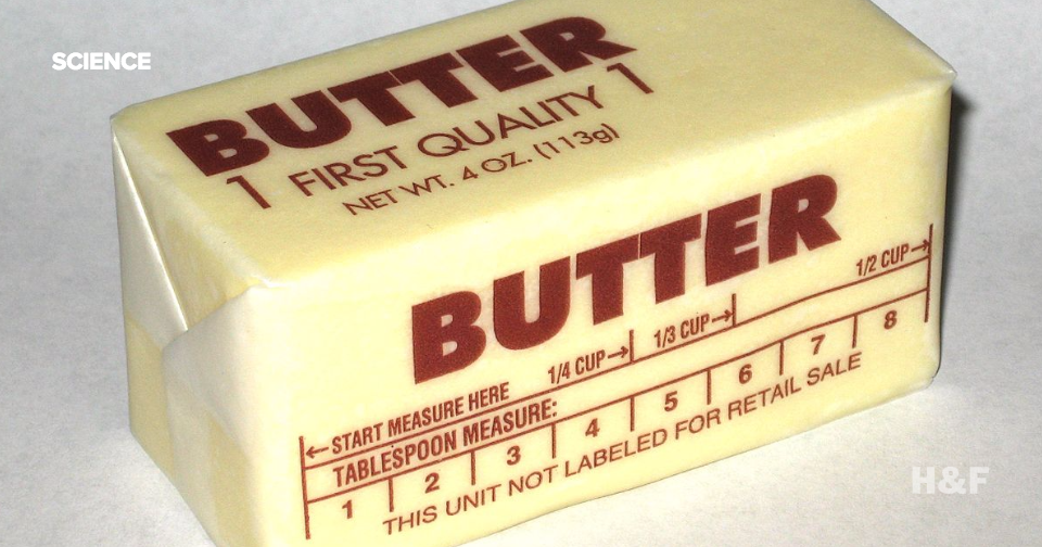 Even this study funded by the butter industry says butter is bad for you