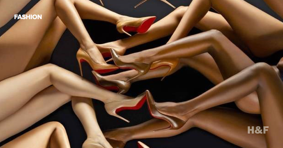 "For Louboutin shoes, ""nude"" doesn't just mean white"