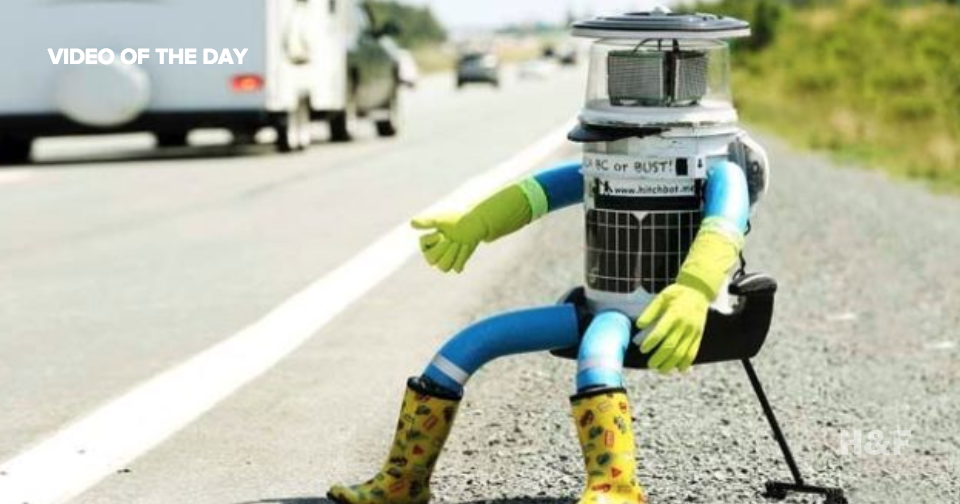 UPDATED: Fake surveillance video of HitchBOT's destruction was possibly distributed by culprits