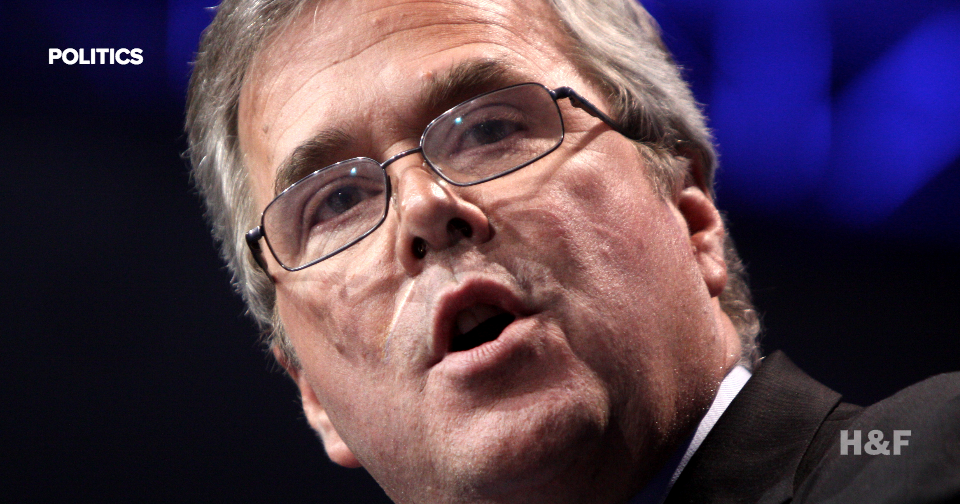 "Jeb Bush says he ""misspoke"" on women's health issues"