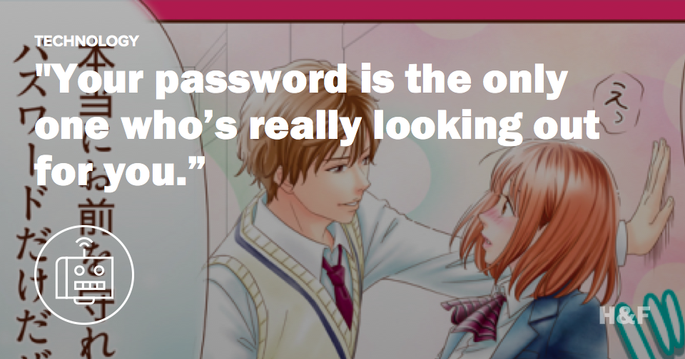 Japan uses Manga tropes to promote cyber-security