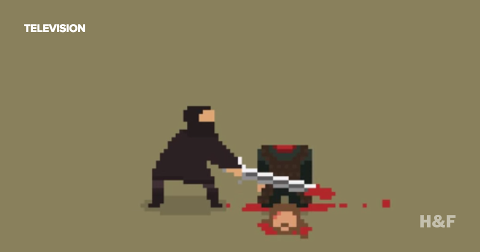 Valar pixelis: all pixels must die in this Game of Thrones pixel art tribute