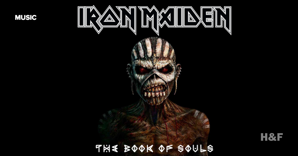 "Up the irons, Iron Maiden just released ""Speed of Light,"" their first new single in 5 years"