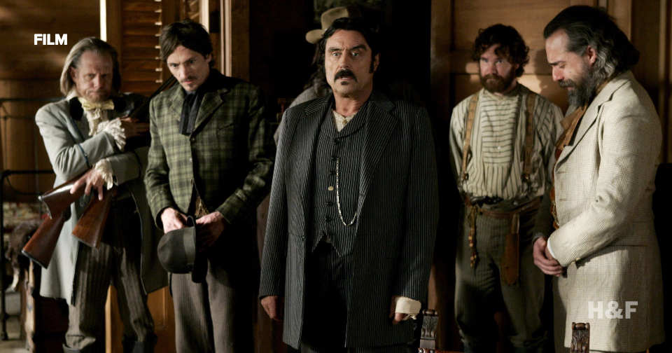 HBO confirms preliminary talks for 'Deadwood' movie