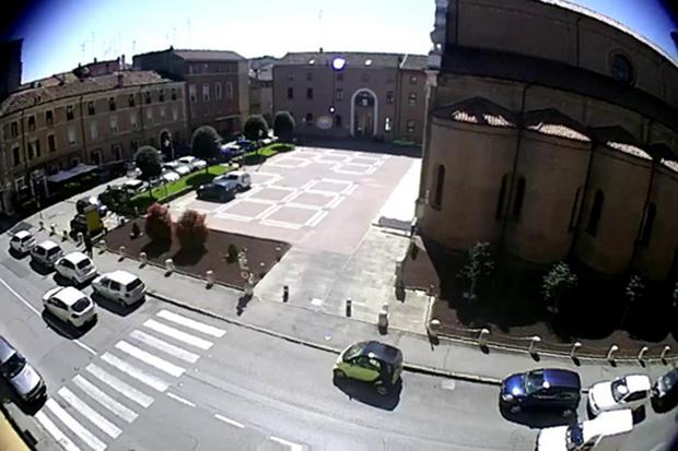 City patterns: CCTV. Image 33.
