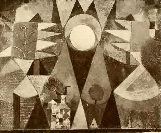 Paul Klee painted Goatse before it even existed. Image 1.