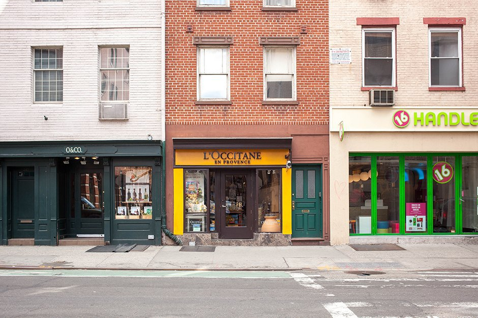 258 Bleecker Street 1997 Route 66 Records →2015 L'Occitane. Image 16.