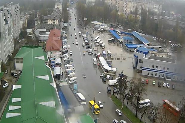 City patterns: CCTV. Image 21.