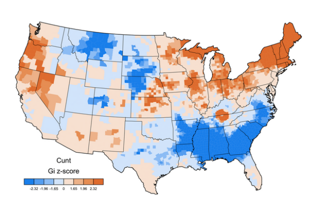 What f@#cking swear word does each American state use the most? . Image 2.