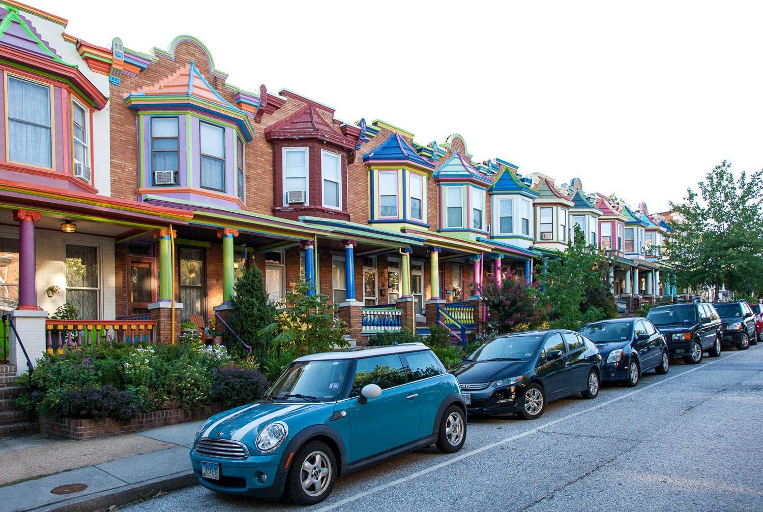 Where a 1997 Lonely Planet guide will take you today in Baltimore. Image 7.