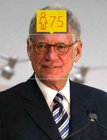 David Letterman.