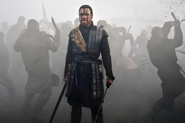 Photo: Promotional image for Justin Kurzel's 'Macbeth'. Image 2.