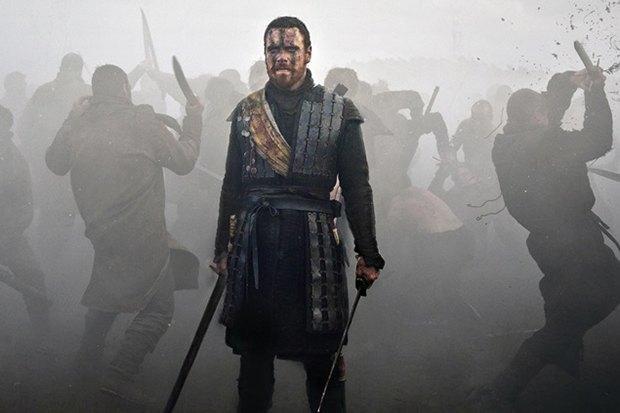 Photo: Promotional image for Justin Kurzel's 'Macbeth'. Image 2.
