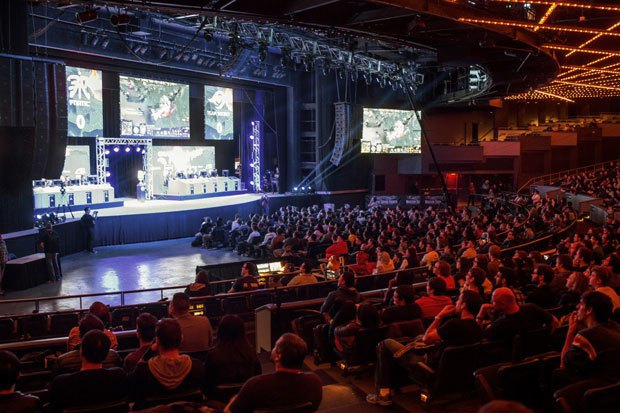 How eSports are saving the PC industry. Image 2.