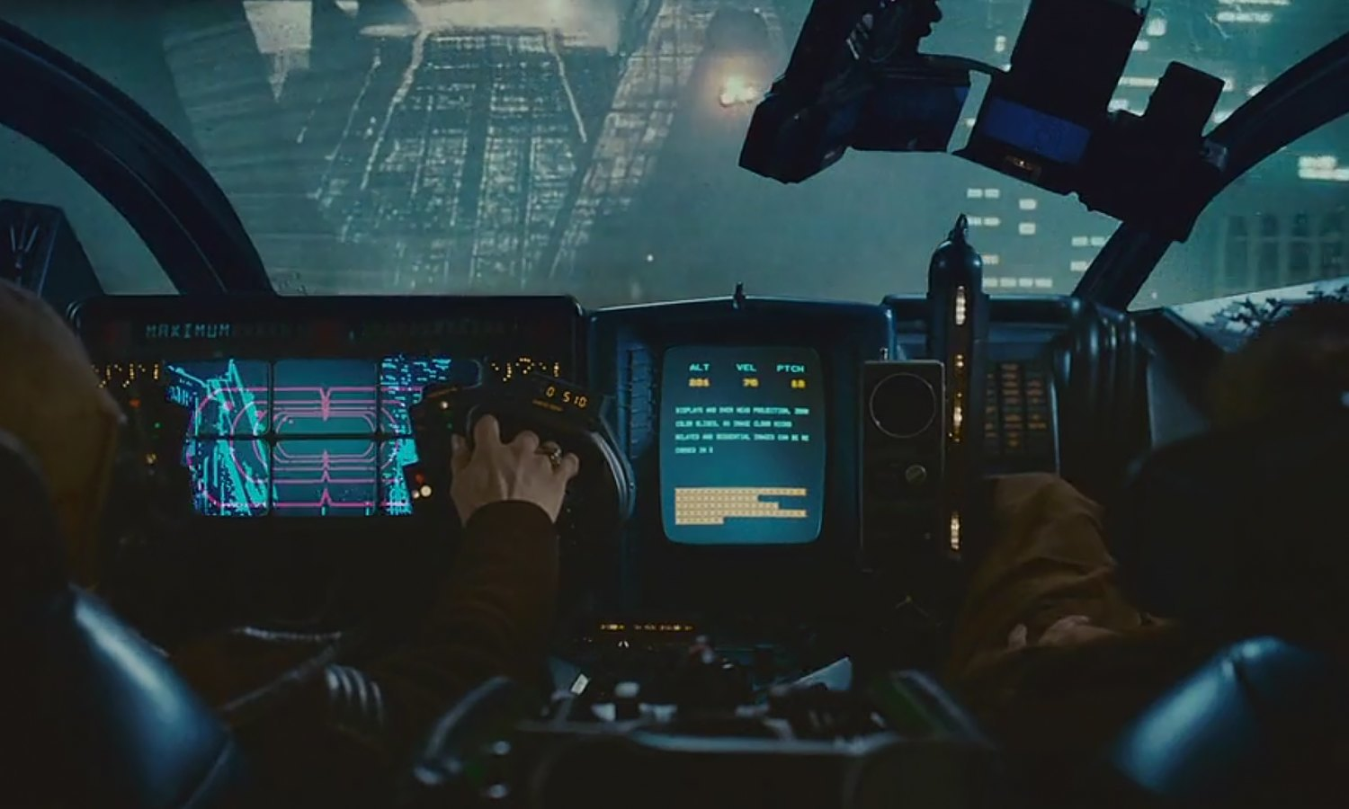 The ultimate guide to analog control panels in sci-fi movies. Image 10.