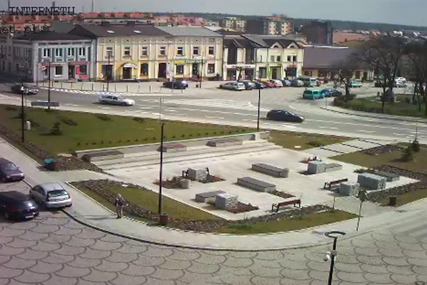 City patterns: CCTV. Image 20.