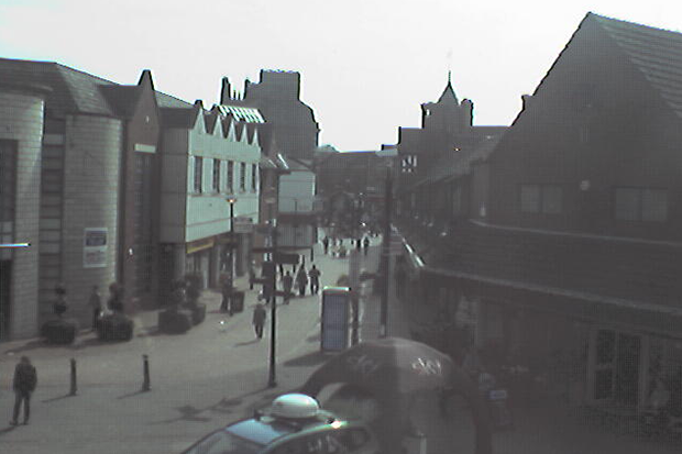 City patterns: CCTV. Image 13.