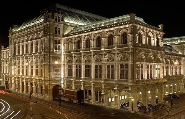 Vienna State Opera House, Wikimedia. Image 1.