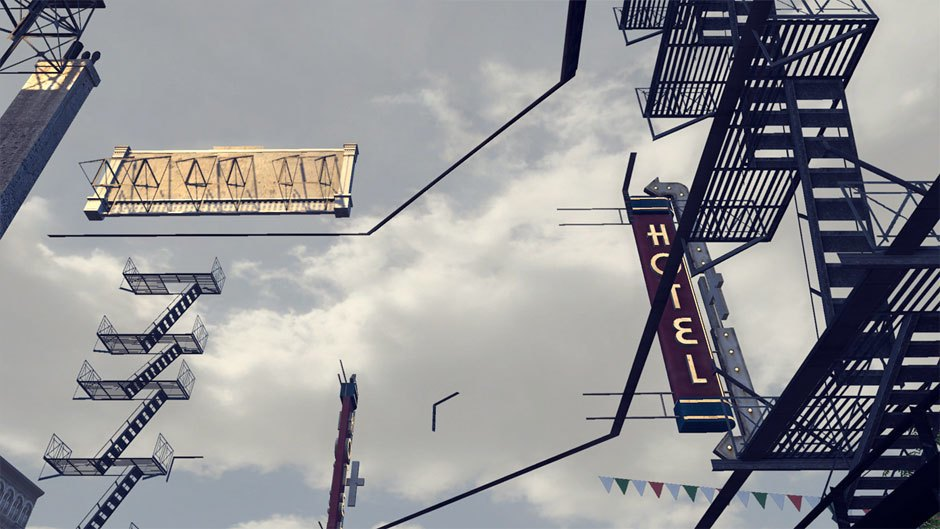 """""""Hotel"""" (Mafia 2), Robert Overweg. Image 11."""