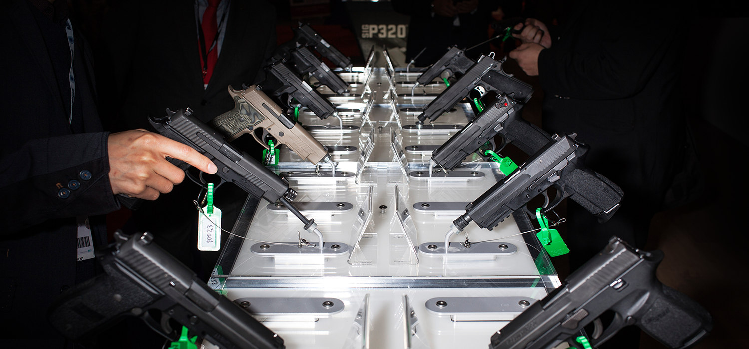 How hard is it to legally buy a gun in cities around the world?. Image 1.