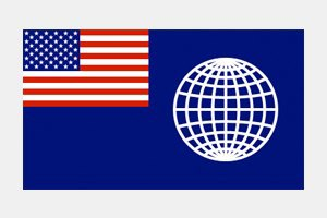 "How does this ""International Flag of Planet Earth"" compare to those in science fiction?. Image 1."