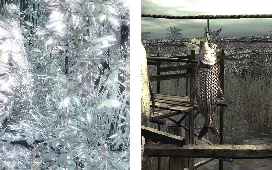 """All of a sudden"" (Call of Duty: World at War) / ""A fish is food"" (Resident Evil 5), Robert Overweg. Image 4."